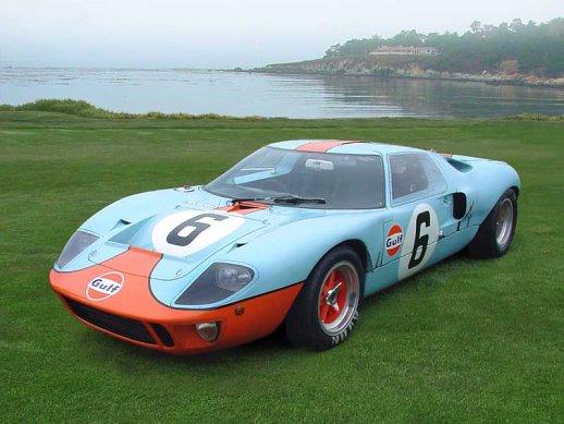 John Wyer GT40