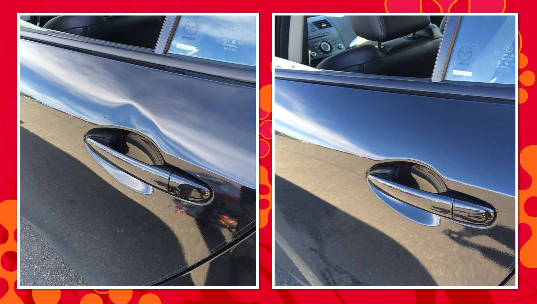 Mazda 3 Dent Repair Portland