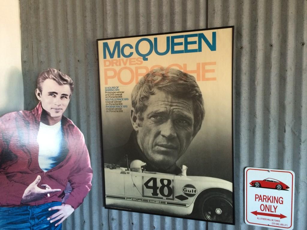 Dean and McQueen