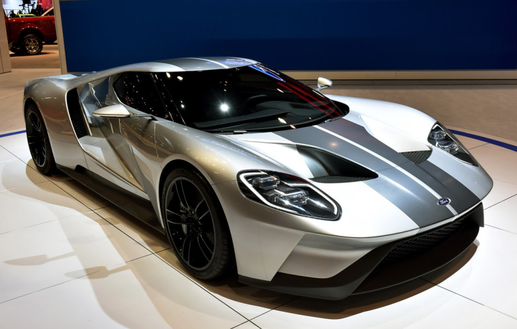 A new Ford GT will be with us soon.