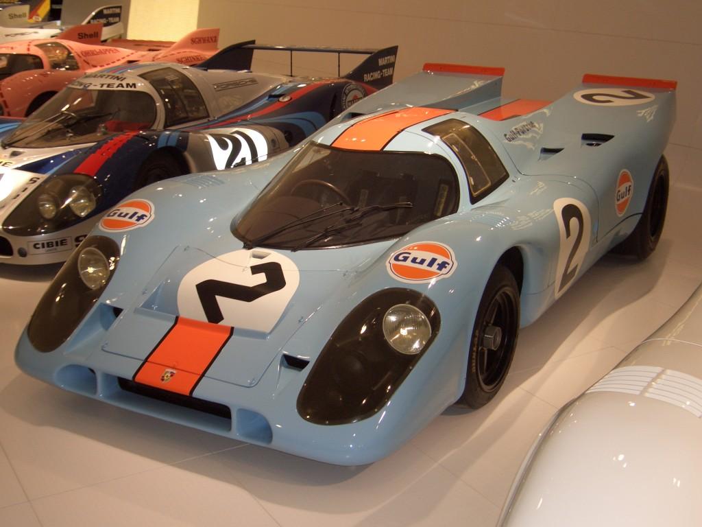 Porsche 917 JWR Gulf